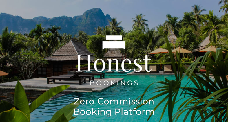 Honest Bookings - Zero Commission Booking Platform